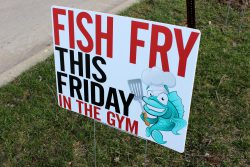fish-fry-in-gym-sign