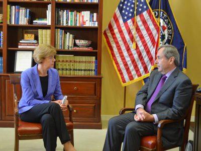 U.S. Senator Tammy Baldwin Advocates for Wisconsin Dairy and Buy America Priorities in NAFTA Renegotiation