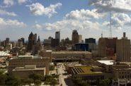 Downtown Milwaukee. Photo by Dave Reid.