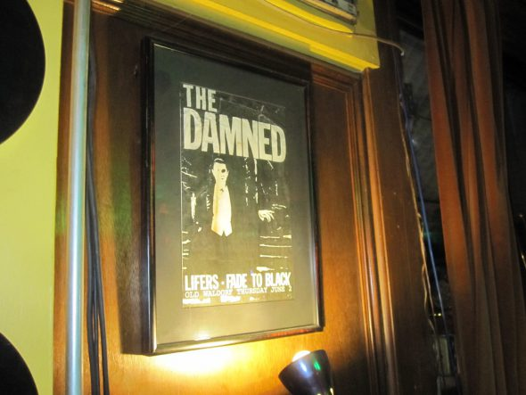 The Damned. Photo by Michael Horne.