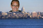 Jim Bohl and the Madison Skyline