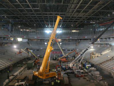 Eyes on Milwaukee: Bucks Arena On Budget, On Schedule