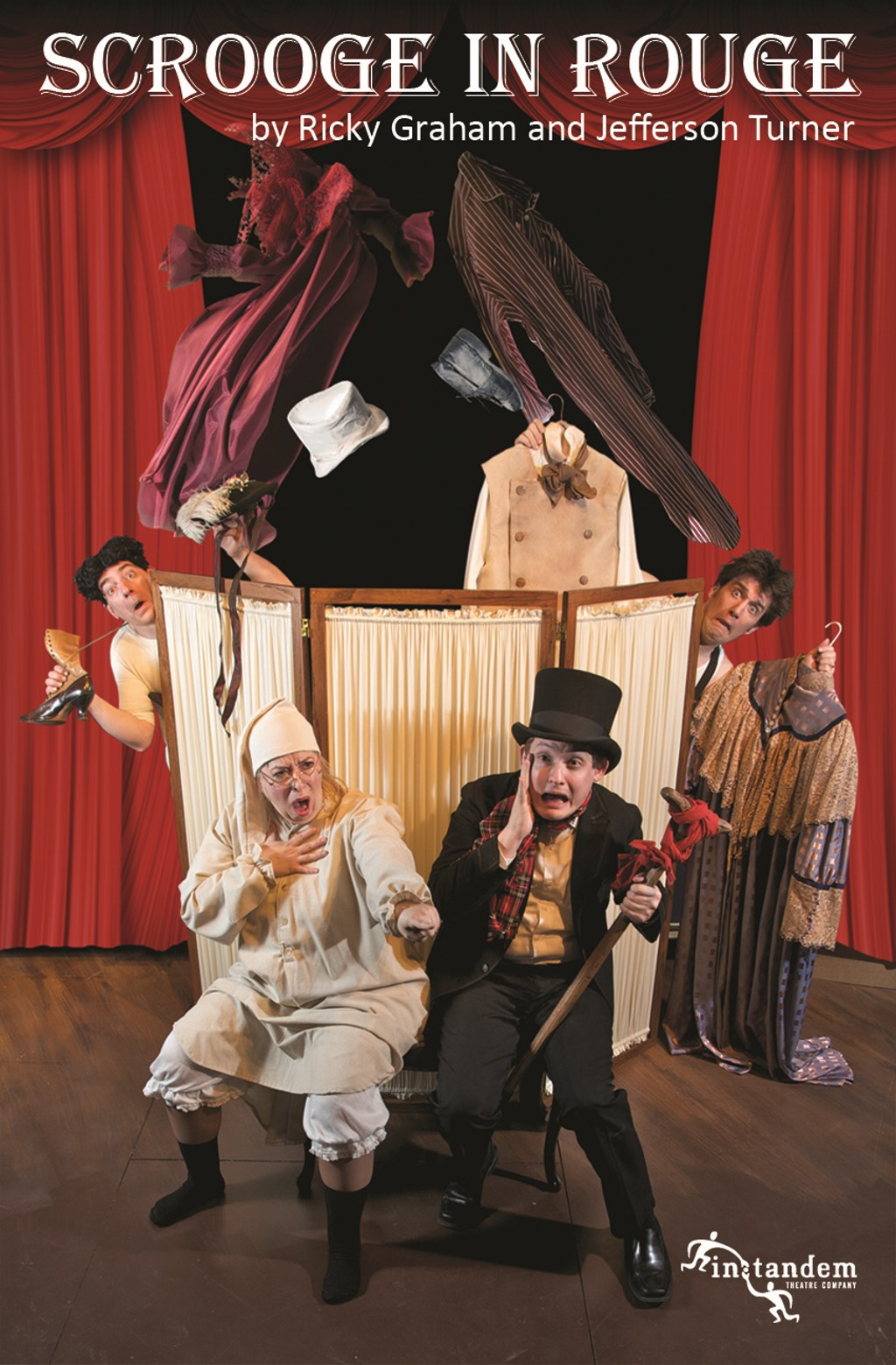 Get Your Scrooge on with In Tandem Theatre!