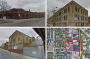 33rd and Center Site. Images from City of Milwaukee.