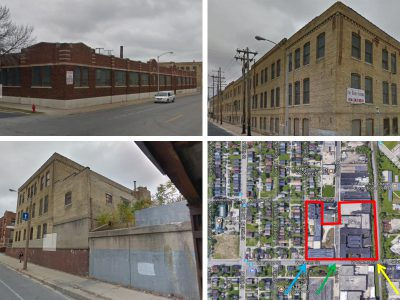 Plats and Parcels: Huge Affordable Housing Project for 32nd and Center