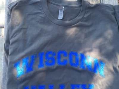 'Wisconn Valley' T-Shirts Promoting Gov. Walker Foxconn Deal Foreign Made