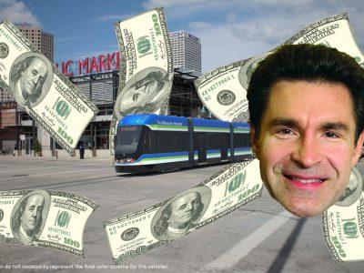 Eyes on Milwaukee: Zielinski Again Attacks Mayor, Streetcar