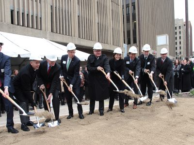 Eyes on Milwaukee: BMO Harris Breaks Ground On 25-Story Tower
