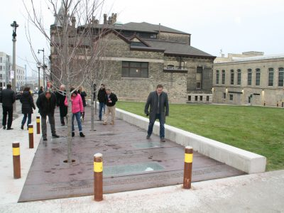 Eyes on Milwaukee: Preservation Park Opens Downtown