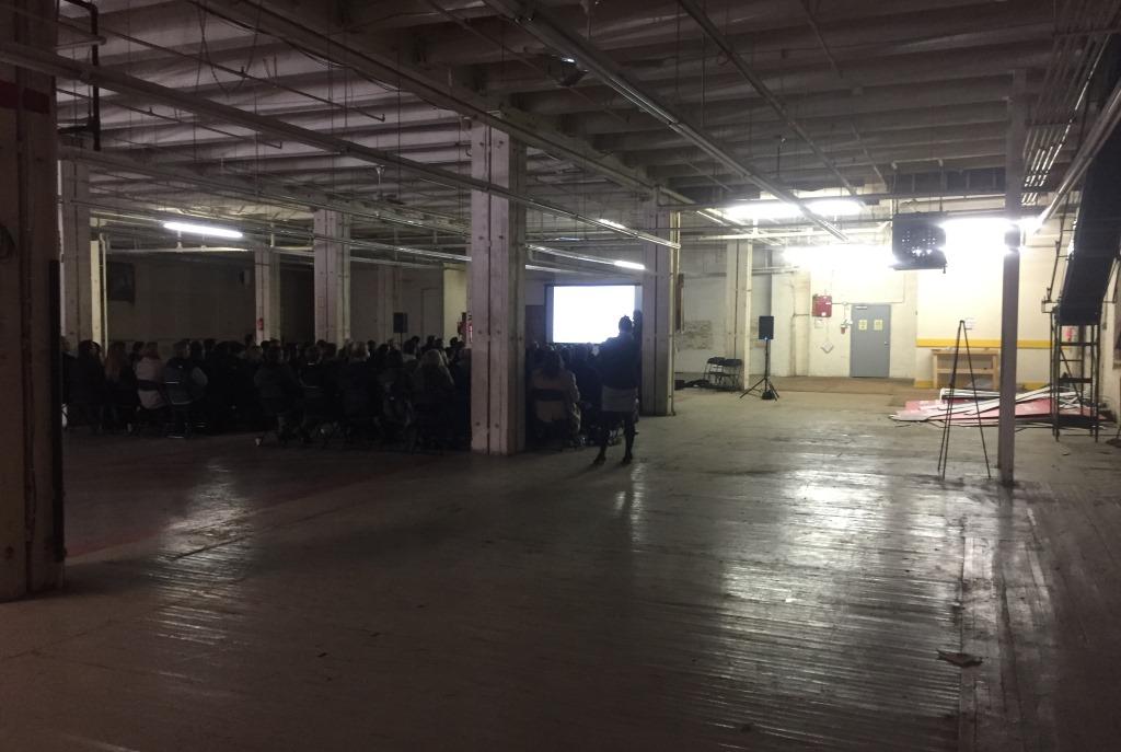 2017 Empty Storefronts Conference. Photo by Jeramey Jannene.
