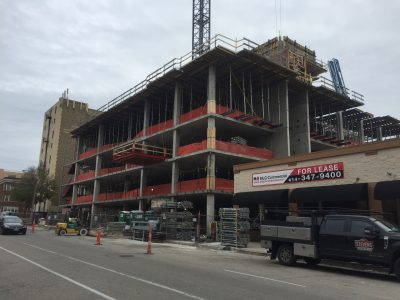 Friday Photos: Farwell Tower Rises