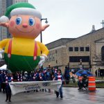 Photo Gallery: The 91st Milwaukee Holiday Parade