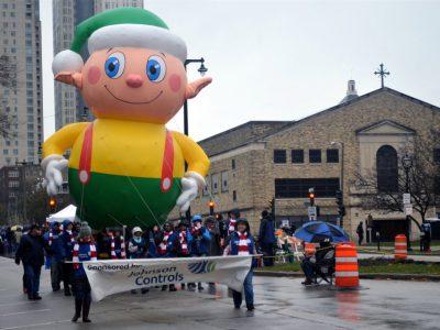Photo Gallery: The 91st Milwaukee Holiday Parade