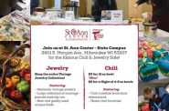 Local Restaurants, Home Cooks Donating to Help St. Ann Center Chili & Jewelry Sale