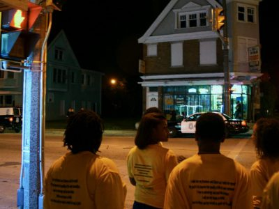 City's Anti-Violence Effort Stalls