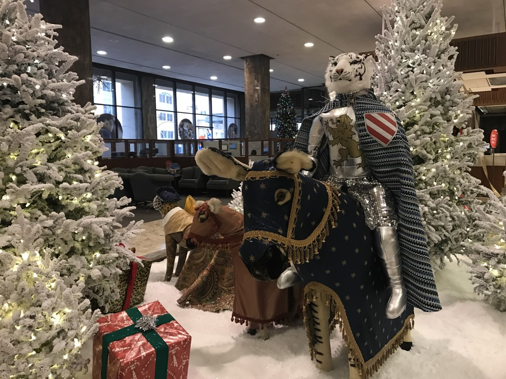 "BMO Harris Bank Unveils its Annual Holiday Display, ""Welcome to Kandy Korners"""