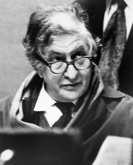 Bernard Herrmann. Photo is in the Public Domain.