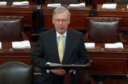Mitch McConnell. Photo from the U.S. Senate.