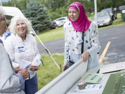North Side Muslims Embrace Solar Power
