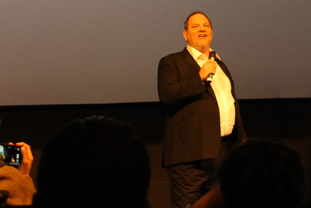 Harvey Weinstein. Photo by Bex Walton from London, England [CC BY 2.0 (http://creativecommons.org/licenses/by/2.0)], via Wikimedia Commons