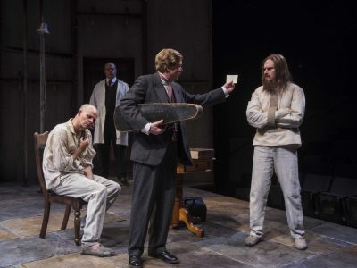 Theater: Searching For the Real Sherlock