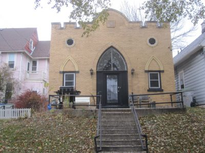 House Confidential: Seriously, Another Church That's Now a Home?