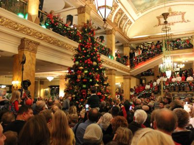 Make It a Holiday to Remember at The Pfister Hotel, Hilton Milwaukee and InterContinental Milwaukee