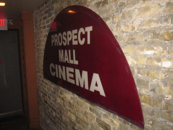 Prospect Mall Cinema. Photo by Michael Horne.