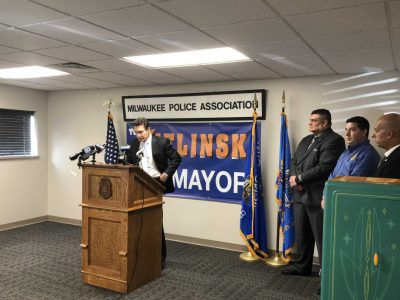 City Hall: Zielinski Ramps Up Mayoral Campaign