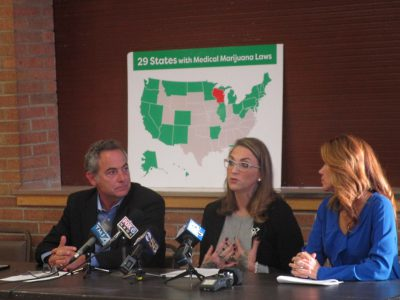 Dem Lawmakers Push To Legalize Medical Marijuana