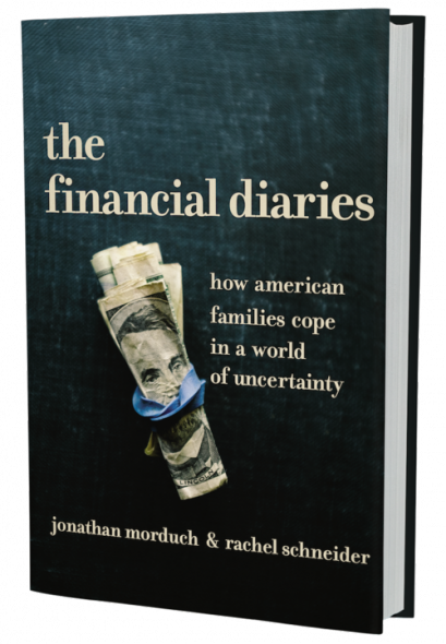 The Financial Diaries: How American Families Cope in a World of Uncertainty.