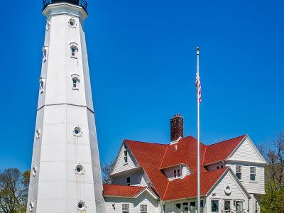 How North Point Lighthouse Fights Pollution