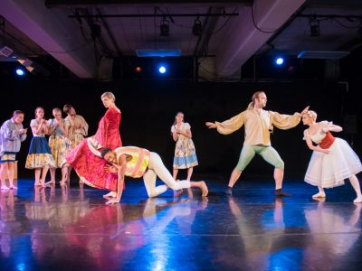 Danceworks Performance Company Adds Additional Mad Li(m)bs Performance on Sunday, November 19