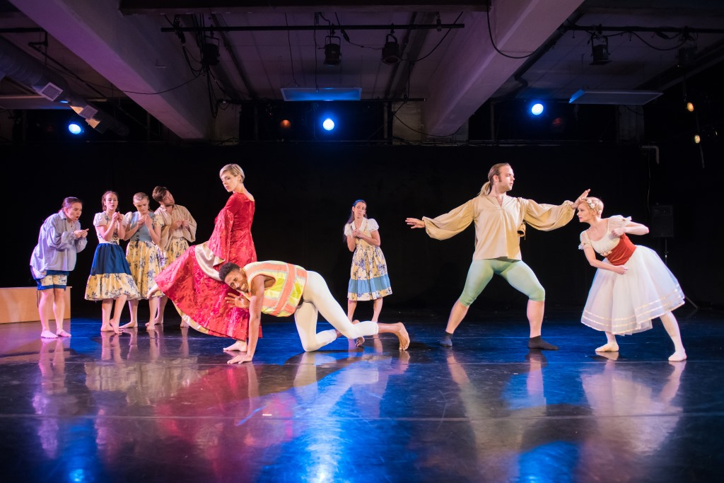 Danceworks Performance Company Adds Additional Mad Li(m)bs Performance on Sunday, November 19