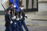 2017 Veterans Day Parade. Photo by Jack Fennimore.