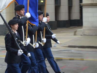 Photo Gallery: Veterans Day Parade Draws Crowd