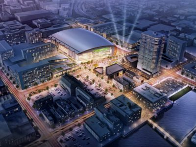 Wisconsin Center District Announces Substantial Completion of Fiserv Forum