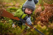 Gun Lobby Supports Young Hunters. Photo from the WDC.
