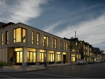 Eyes on Milwaukee: Modern Brady Street Building Approved by Historic Commission