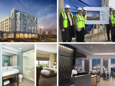 Eyes on Milwaukee: Hyatt Place Hotel Tops Off