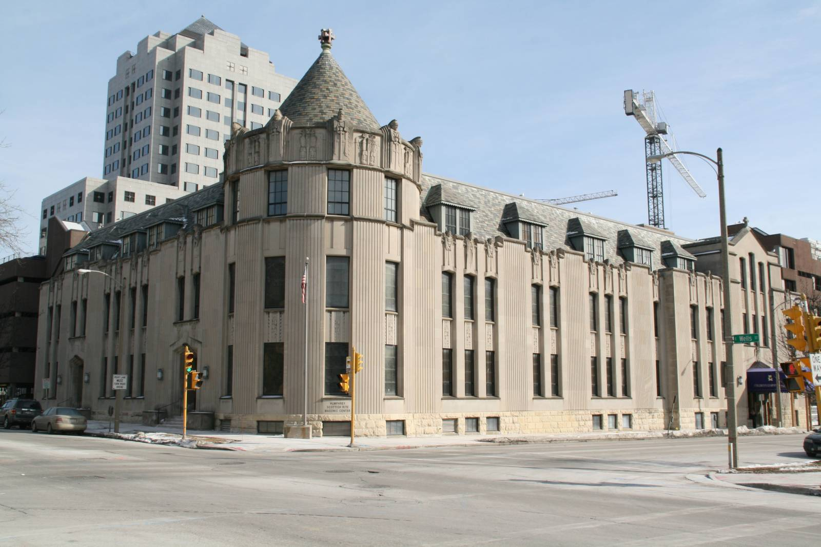 Historic Scottish Rite Masonic Temple Sold