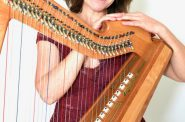 Kim Robertson. Photo courtesy of Irish Cultural and Heritage Center.