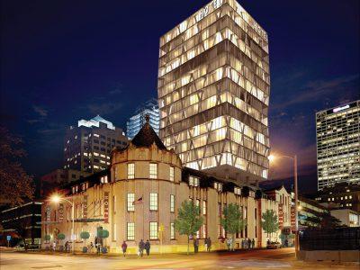 Eyes on Milwaukee: City Gives Masonic Center Historic Status