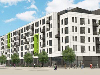 Eyes on Milwaukee: Bucks Arena Apartment Complex Grows