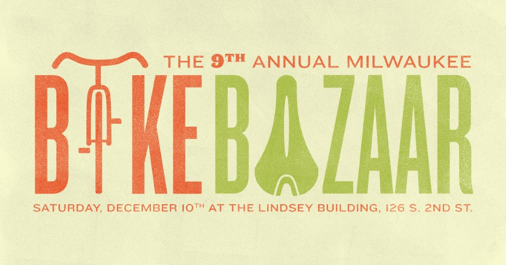 Milwaukee's 10th Annual Bike Bazaar