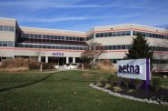 Aetna Office Bldg II. Photo by Montgomery County Planning Commission.