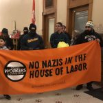 Eyes on Milwaukee: Labor Groups Rally Against KKK Supporter