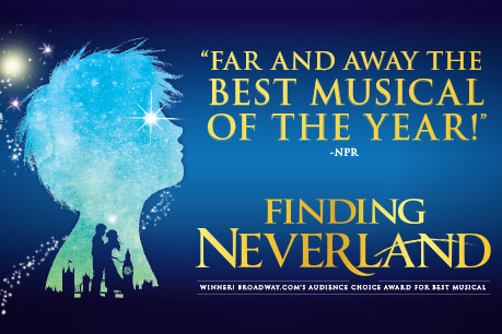 Broadway.com's Audience Choice Award Winner for Best Musical!