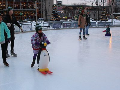 Free Skate Rentals at Slice of Ice to Celebrate Season Opening, Dec. 15, from 4-6 p.m.