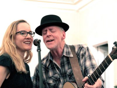 Photo Gallery: Willy Porter Sings to Save the Green